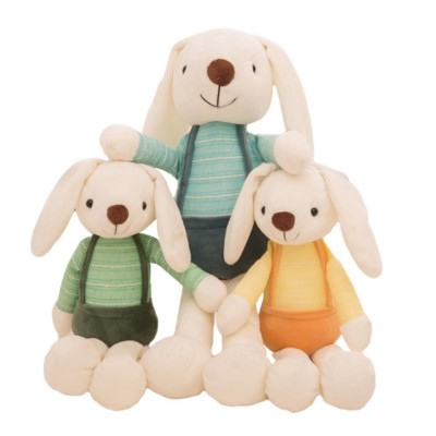 Sugar Candy Rabbit Plush Toy, Super Soft Cuddly Figures for Kids Gift Party Favors