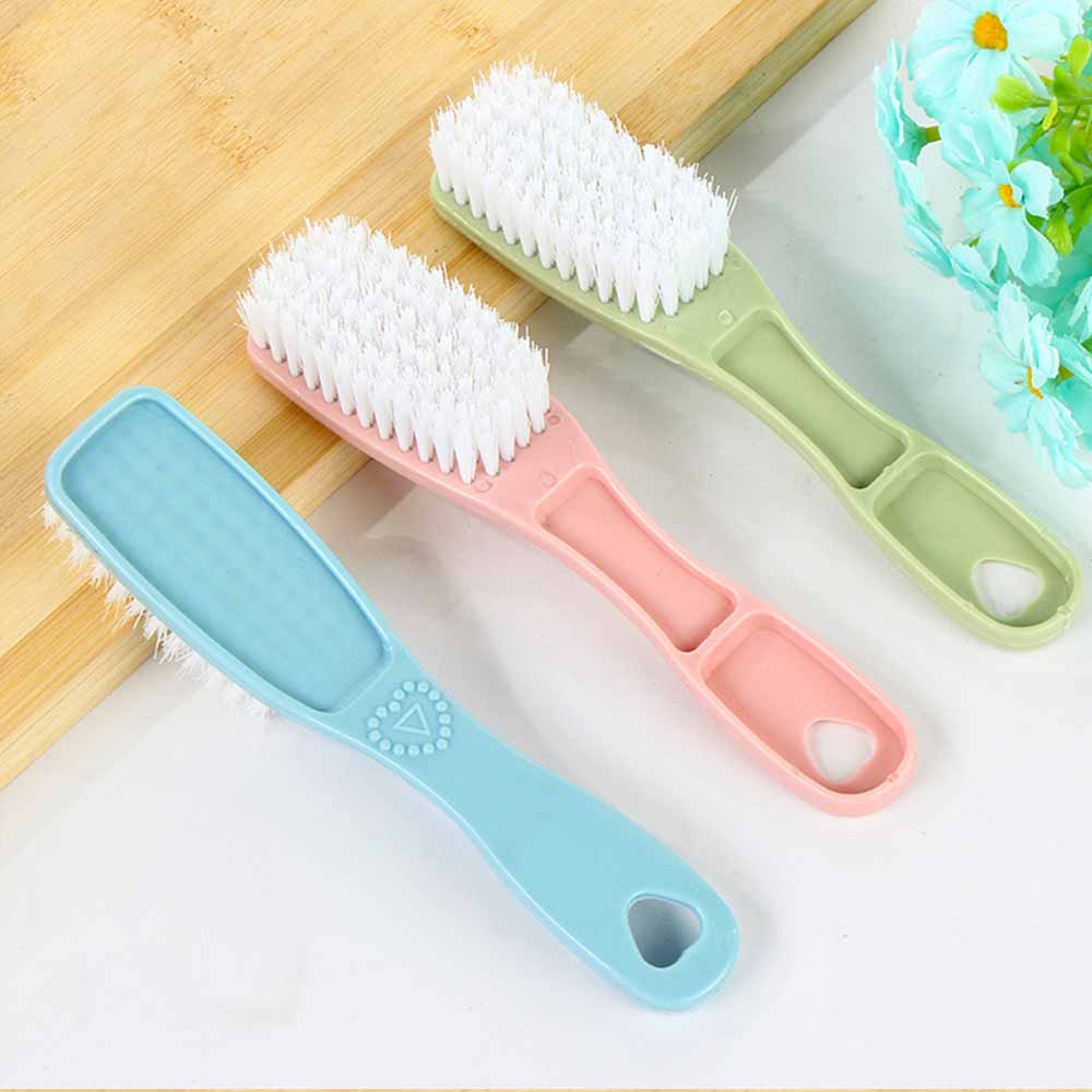 Wear-resistant durable Laundry Brush, 3 pack Shoe Brush, Cleaning Brush