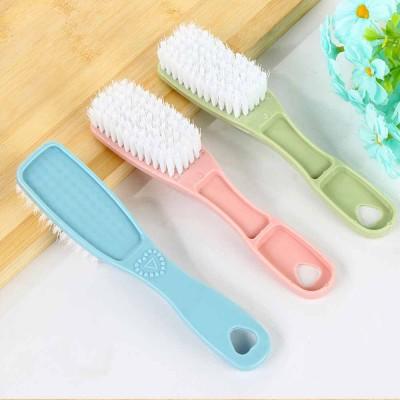 Wear-resistant Durable Laundry Brush, 3 Pack Shoe Brush Cleaning Brush