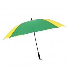 Square Golf Umbrella, 30 Inch Button Switch Simple Straight Umbrella