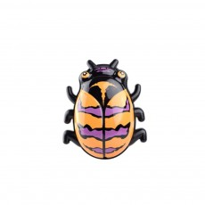 Children's Cartoon Alloy Beetle Inertia Car Small Toy, Creative Toy Car for Baby Over Three-years-old