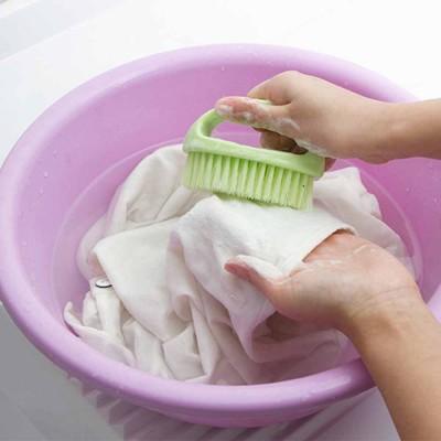 Soft Brush For Washing Clothes, Multifunctional Laundry Brush, Shoe Brush