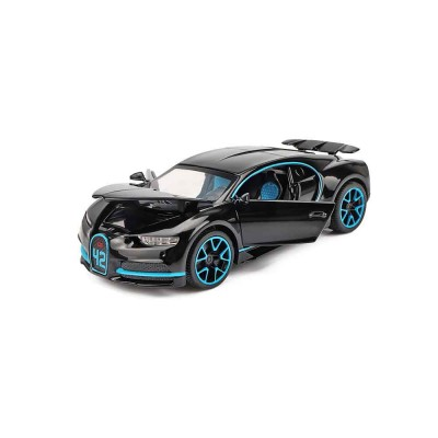 Simulation Alloy Toy Car, Children's Toy Car for Over Six-year-old Children