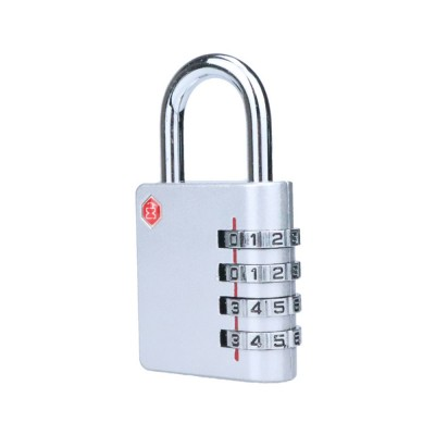 Zinc Alloy Password Lock For Suitcase, Gym Student Dormitory Drawer Cabinet Anti-Theft Password Lock