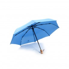 Automatic Open Close Umbrella, Triple Folding Umbrella With Strong Windproof