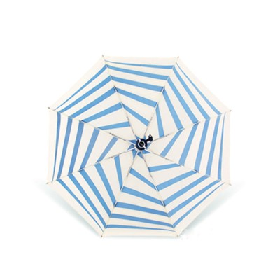 Ladies Automatic Umbrella, Women's Triple Folding Umbrella With Strong Windproof