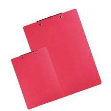 A4 Wooden File Folder, Wooden Board Notepad Desktop Document Holder