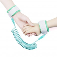 Double Protection Children's Anti-lose Traction Rope, Baby Anti-lost Seat Belt