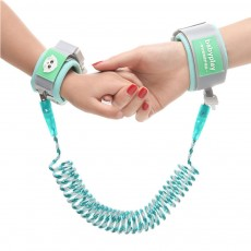 Child Anti Lost Strap, Traction Baby Anti-lose Bracelet, with High Warning Reflections