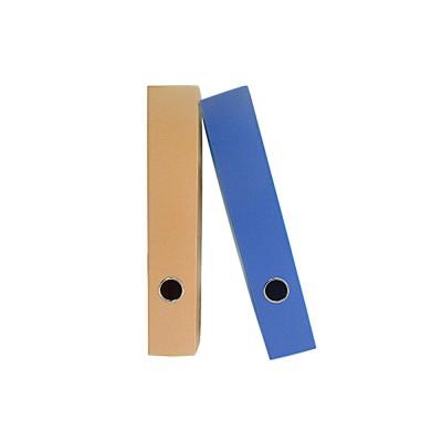 A4 Plastic File Folder, Blue Hanging File Folders, 2.1inch