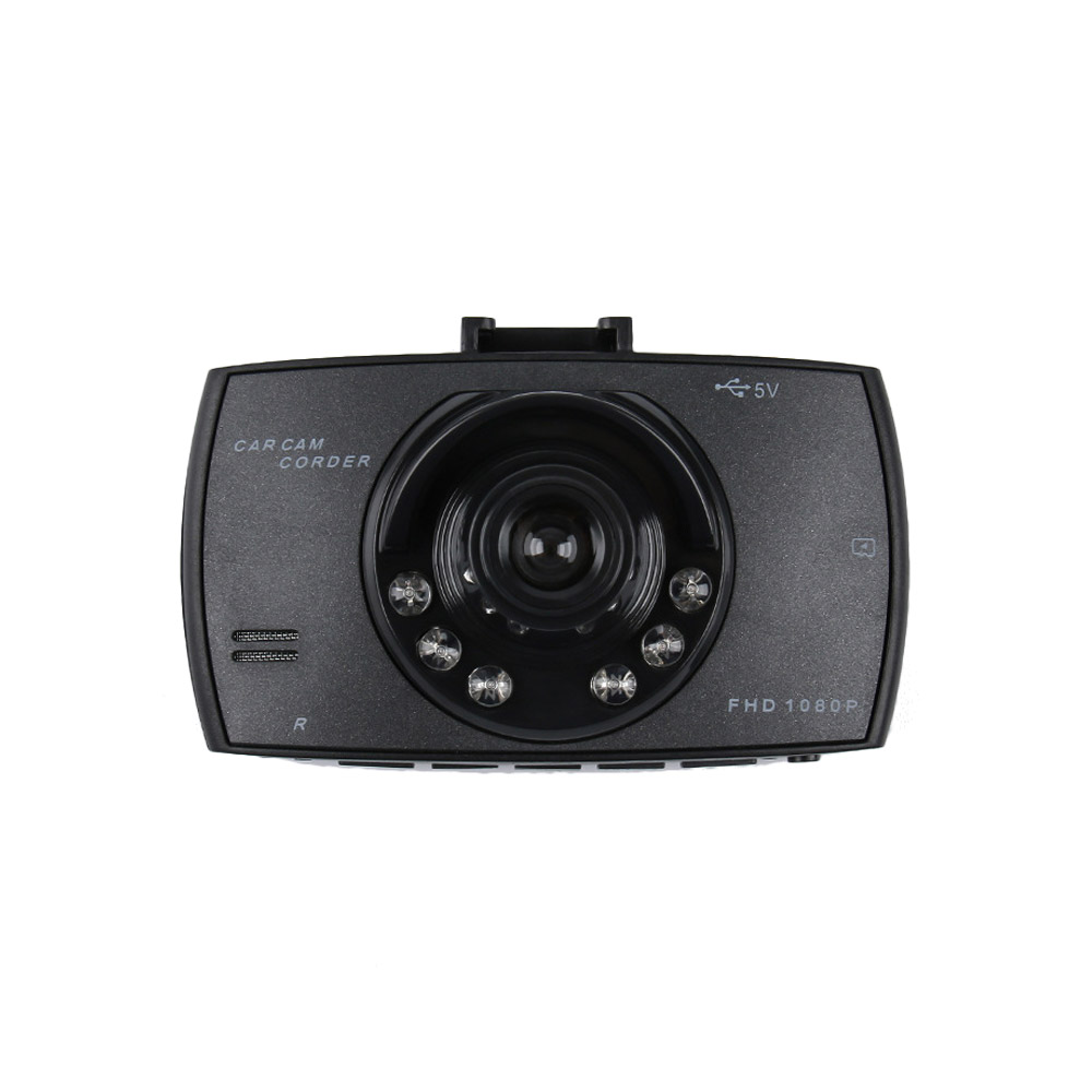 1080p Hd Dual Lens Driving Recorder, 170 Degree Windshield Vehicle Driving Recorder For Motion Detection