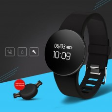 Waterproof Sports Watch Smart Bracelet for Call, Sleep Monitoring, Heart Rate Monitoring
