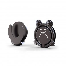 Mobile Phone Ring Buckle Bracket, Desktop Car Multi Functional Metal Cartoon Ultra-Thin Ring Buckle For Convenient Use