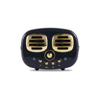 Creative Mini Portable Bluetooth Speaker With SD Card Slot, TF Card Insert Or USB Input