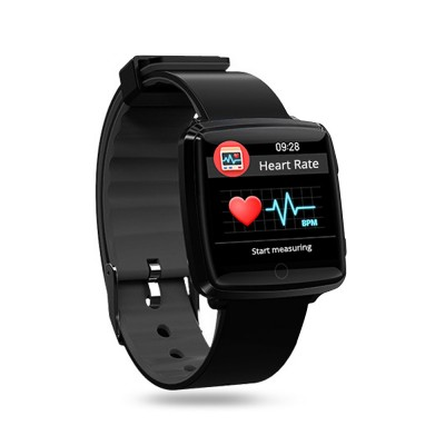 Fashion Sports Smart Wear Bracelet for Information Synchronization Push, Blood Pressure, Sleep Detection and Fitness Step