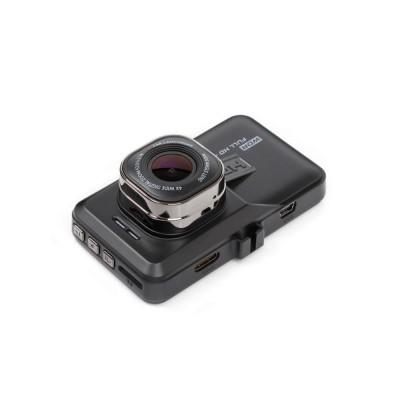 HD mini Car Recorder for Night Vision Wide-angle Driving, 3 inch Black Diamond  Driving Recorder
