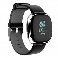Fashion Smart Universal Watch Fitness Tracker for GPS Positioning Function and Heart Rate Monitoring