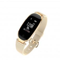 Smart Color Screen Sports Waterproof Bluetooth Stepping Fitness Tracker for Sleep Anti-lost Heart Rate Monitoring