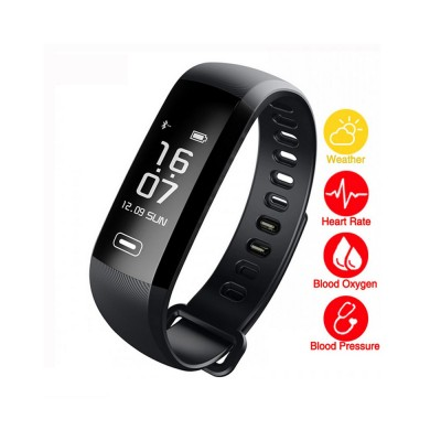 Smart Wristband Fitness Tracker Bracelet for Monitoring Heart Rate Blood Pressure Watch Pulse Meter Oxygen