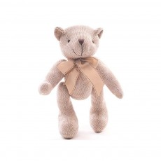 Cub Teddy Bear, Knitted Joints Bear Plush Toy