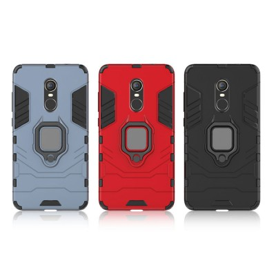 Phone Case With Ring Grip, Anti-Fall Smart Phone Shell For XIAOMI