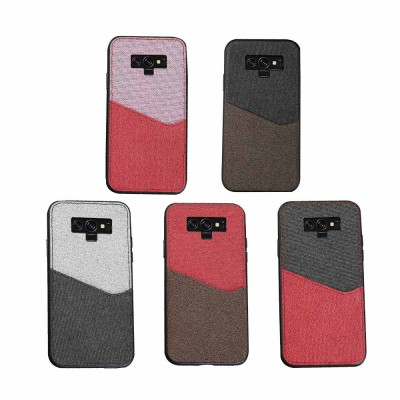 For Samsung Galaxy Note 9 Protective Case, Custom Shockproof Anti-fall Cloth Phone Shell Cover