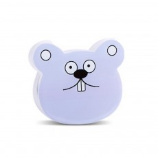Cute Animal Pill Case, Mini Cartoon Animal Pattern Pill Storage Box For Children