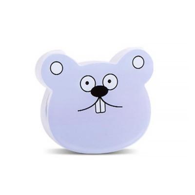 Cute Animal Pill Case, Mini Cartoon Animal Pattern Pill Storage Box For Children