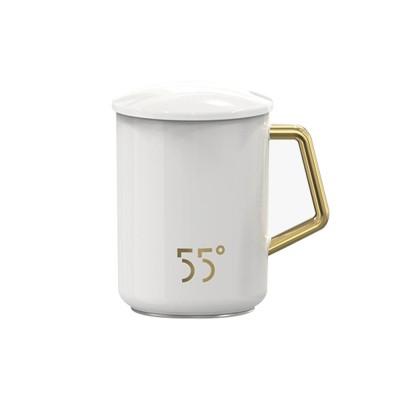 55 Degree Thermostatic Mug Heating Warmer for Hot Milk, Warm Tea, Warm Coffee, Warm Water