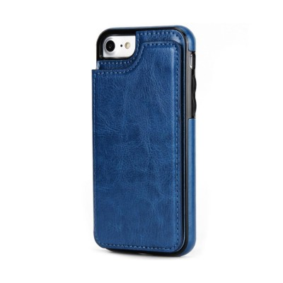 Multifunctional Leather Phone Case with Card Slot, Smart Phone Cover Case for iPhone XR, Max 7/8