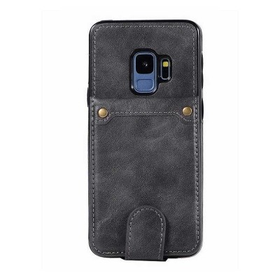 Leather Phone Cover, Detachable Two-in-one Split Mobile Phone Protective Shell for S8, S9, NOTE8, iPhone