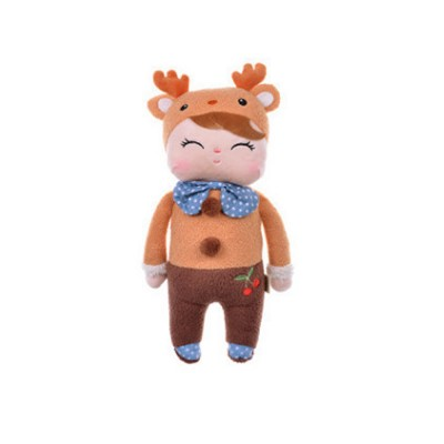 Metoo Plush Rabbits Angela Girl Cuddy Doll, Dreams Appease Doll Gifts for Toddlers