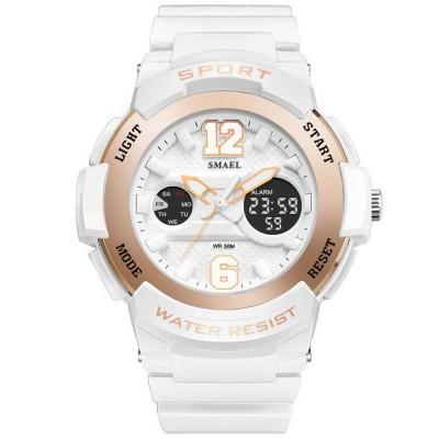 Multi-Functional Quartz Watch for Girls, Cool Hip Hop Electronic Sport Watch