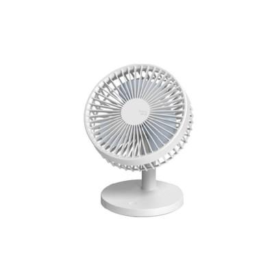 Mini Plastic USB Fan 3 Blades, Portable Desktop Cooling Silent Fan