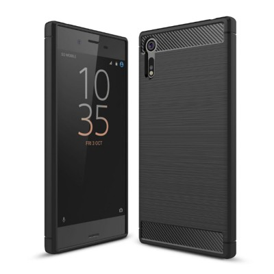 All-inclusive Phone Case for Snoy XZ, Anti Fingerprint Snoy A1 Premium Case with TPU and Carbon Fiber