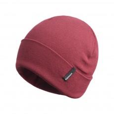 Minimalist Double Layers Winter Autumn Unisex Beanie, Ultra-soft Skin-friendly Viscose Fiber Polyester Elastic Hat for Men Women