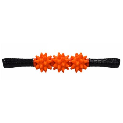 Massage Stick TPR Material Bumps Shape for Fitness Relaxing Massage Body-building Device