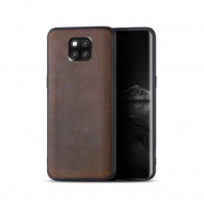 Retro Cowhide Mobile Phone Leather Case for HUAWEI Mate 20 & Mate 10 pro & 20X & 8X & Mate 20 lite Mobile Protect Cover