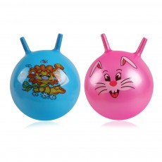 Inflatable Croissant Ball Cartoon Design PVC Material for Children Explosion-proof Inflate Toys