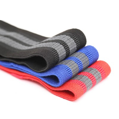 Yoga Band Polyester Latex Material for Training Elastic Resistance Ring Hip Circle