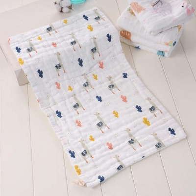 Baby Cotton Gauze Face Towel Smooth Towels And Washcloths For Infants Cotton Newborn Baby Bathroom Warp Towel
