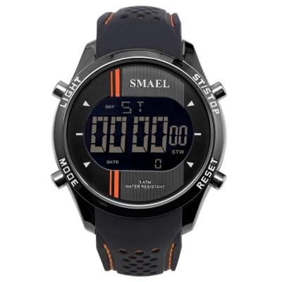 Digital Sport Watch for Men, Multifunctional Smartwatch 50M Waterproof Outdoors Watch