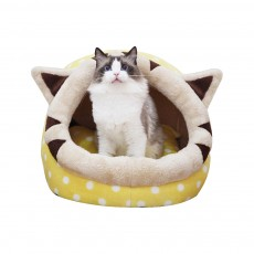 Animal Shape Luxury Pet Bed Dog Cat Nest, Supply Puppy Soft Sleep, Cat Nest Bed Keep Warm