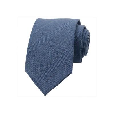Men's Grid Necktie, Marvel Plaid Men' Business Self Tie Bow Ties
