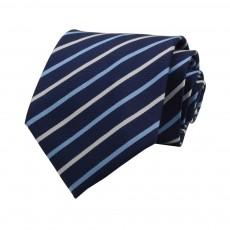 Men's 8cm Business Necktie, Handcraft Unique Stripe Pattern Business Neckties- Various Styles