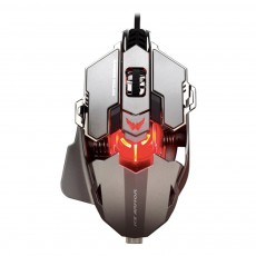 5 Key Esports Game Cool Mouse, Gaming Mouse With Two Modes and 10MM Hand Distance Support for Computer, PC, Laptop, MacBook
