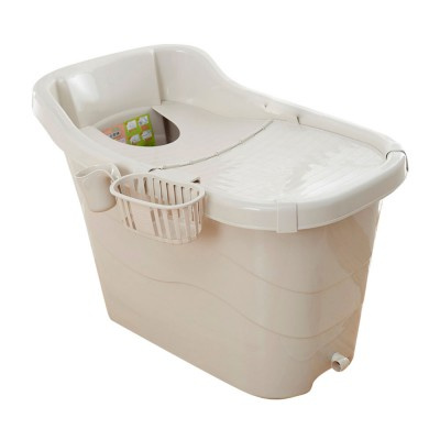 Thick Plastic Adult Bath Barrel, Children's Home Bath Barrel, Adult Body Oversized Bath Tub