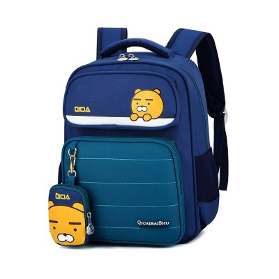 High-quality Nylon Fabric Children's School Bag, Kindergarten Baby Backpack, with Comfortable Hand