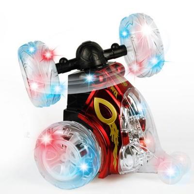 Remote Dump Truck Light Music Children's Toy Car Remote Control Car