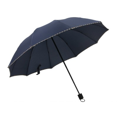 High Quality Umbrella Triple Folding Umbrella Allow for Customization for Home Use, Gifts or Advertisement Both Sun and Rain